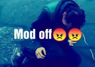 boy Mood Off whatsapp images hd