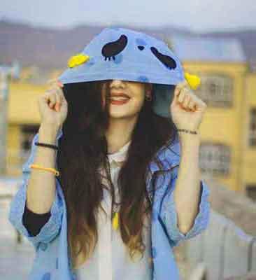 cool girl Whatsapp dp photo