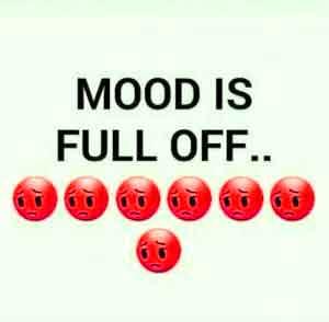 cute Mood off Whatsapp Profile wallpaper hd