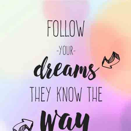 dreams Best Self Motivation Dp For Whatsapp Images pics for friends