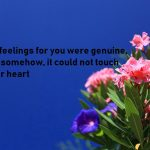 flower with quotes Love Failure Images
