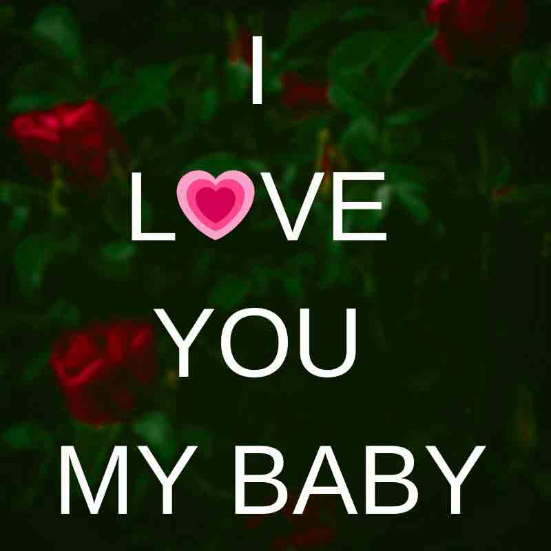 free Best I Love You Whatsapp Dp Images pics for baby