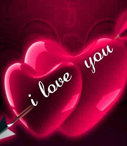 free download I Love You Whatsapp Dp Images photo