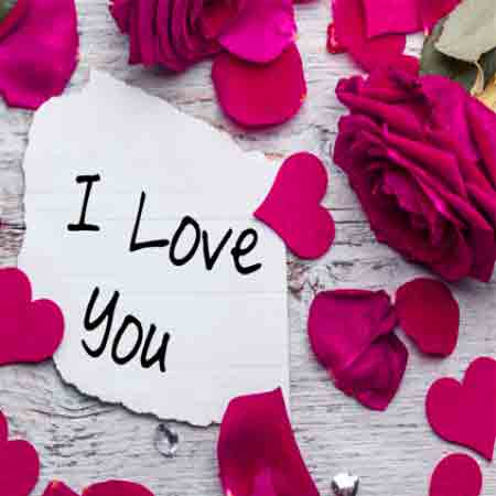 free download I Love You Whatsapp Dp Images