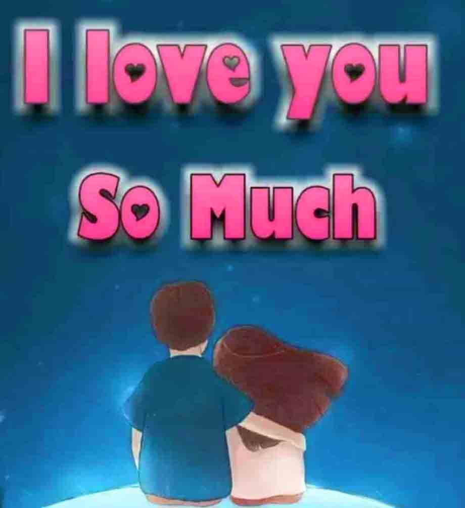 free hd download for I Love You Whatsapp Dp Images