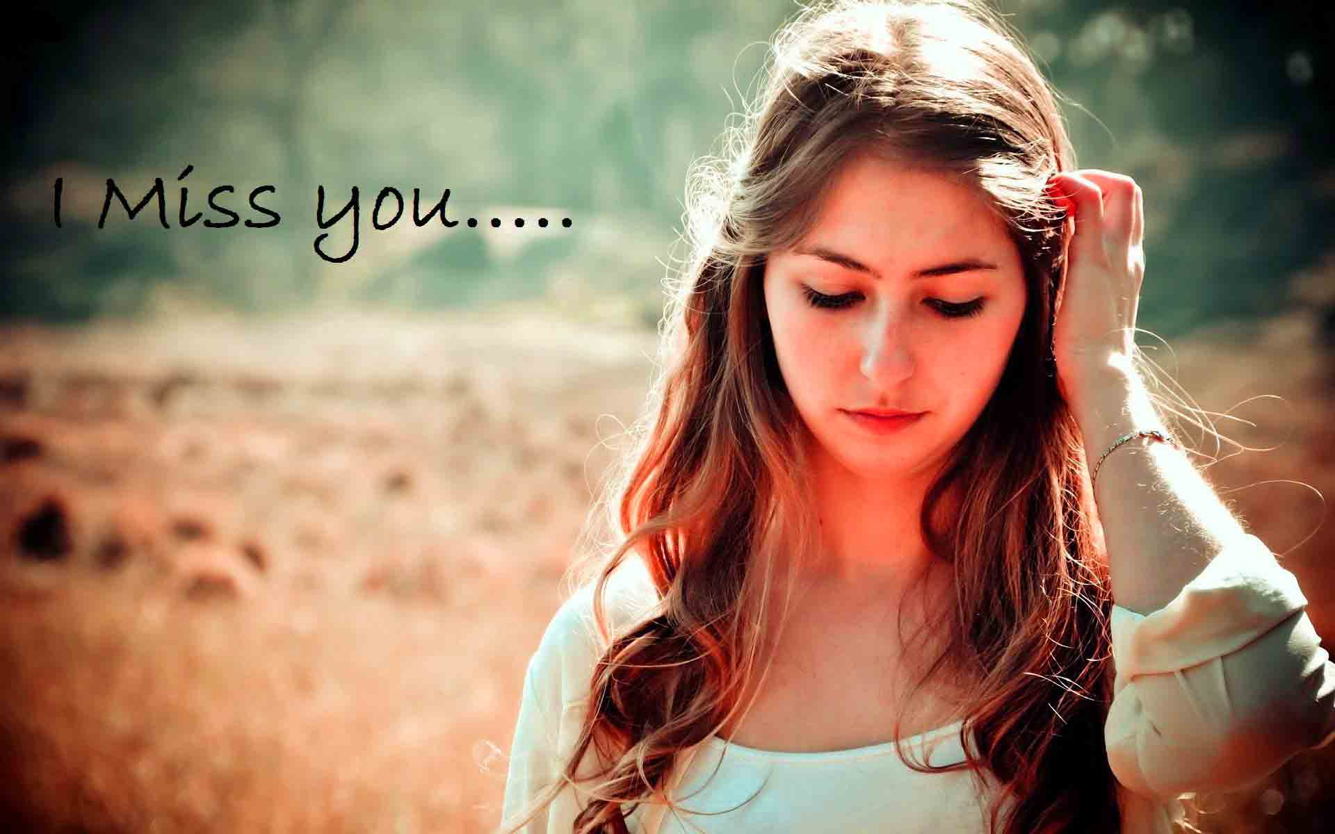 girl I Miss You Images