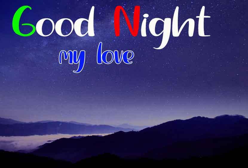 latest Good Night my love photo