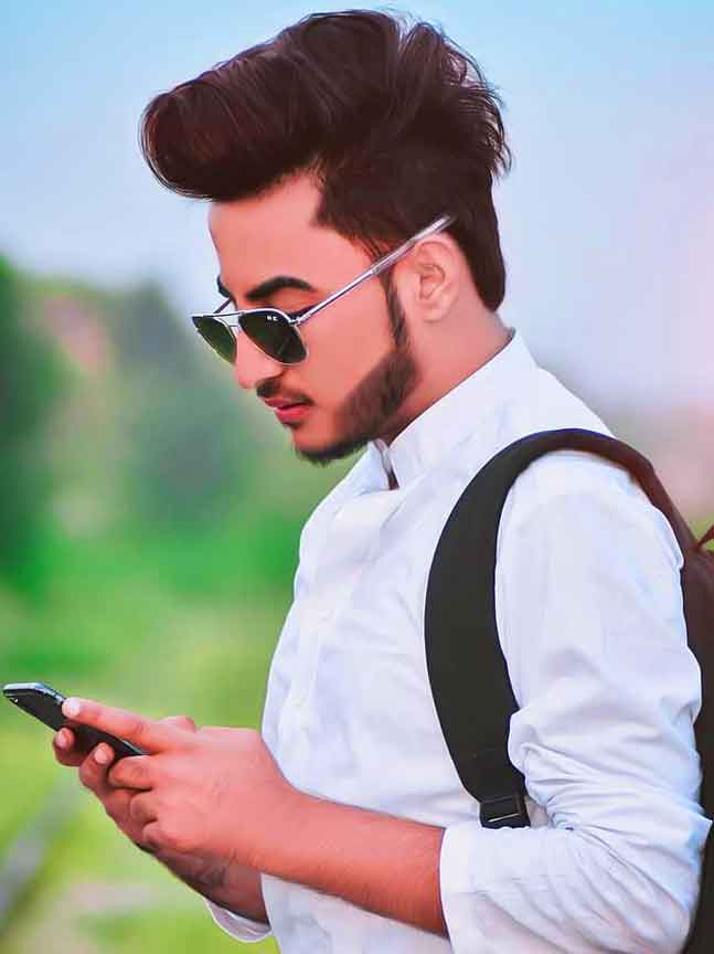 latest Whatsapp Profile for Boy images free download