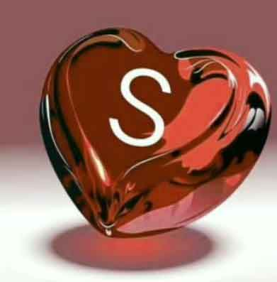 latest love for S letter whatsapp dp images hd