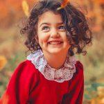 little girl Happy Whatsapp Dp Images