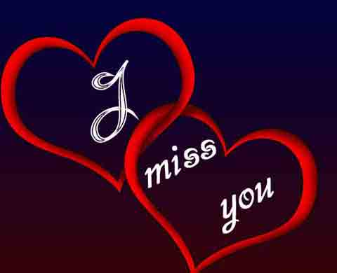 love I Miss You Images