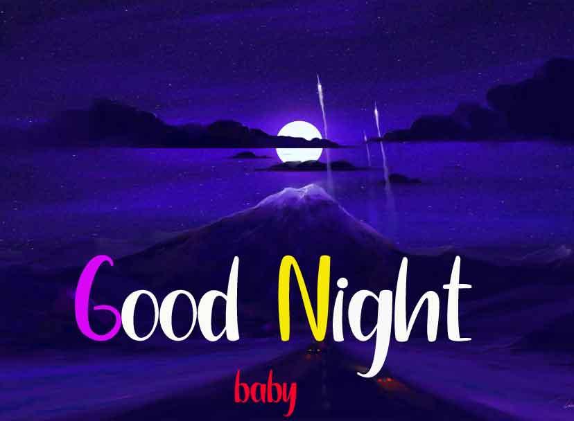 moon Good Night baby wallpaper