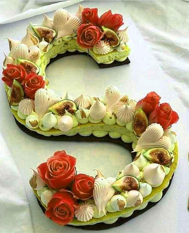 nice flower for S letter whatsapp dp hd