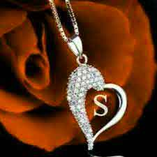 nice rose S letter whatsapp dp images hd