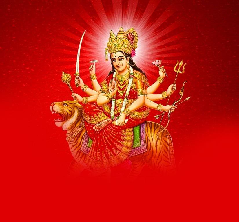 Latest Durga Maa Images pics hd