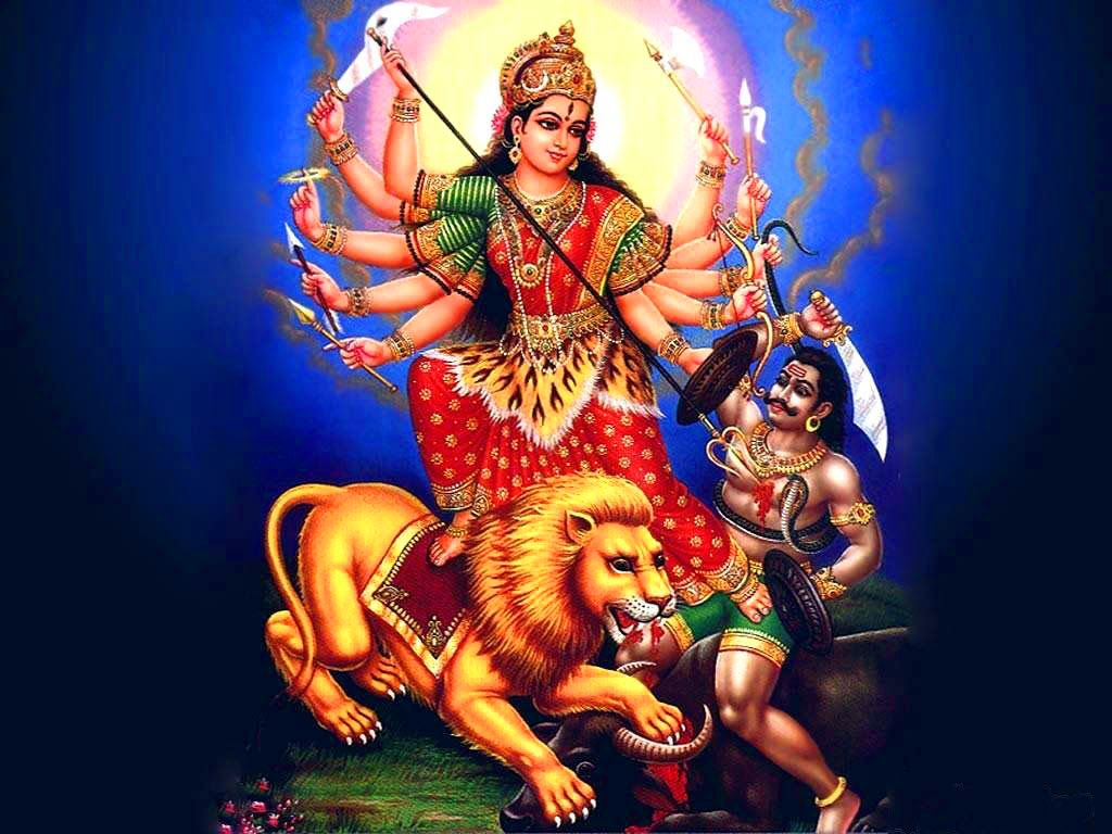 Beautiful Durga Maa Images pictures for status