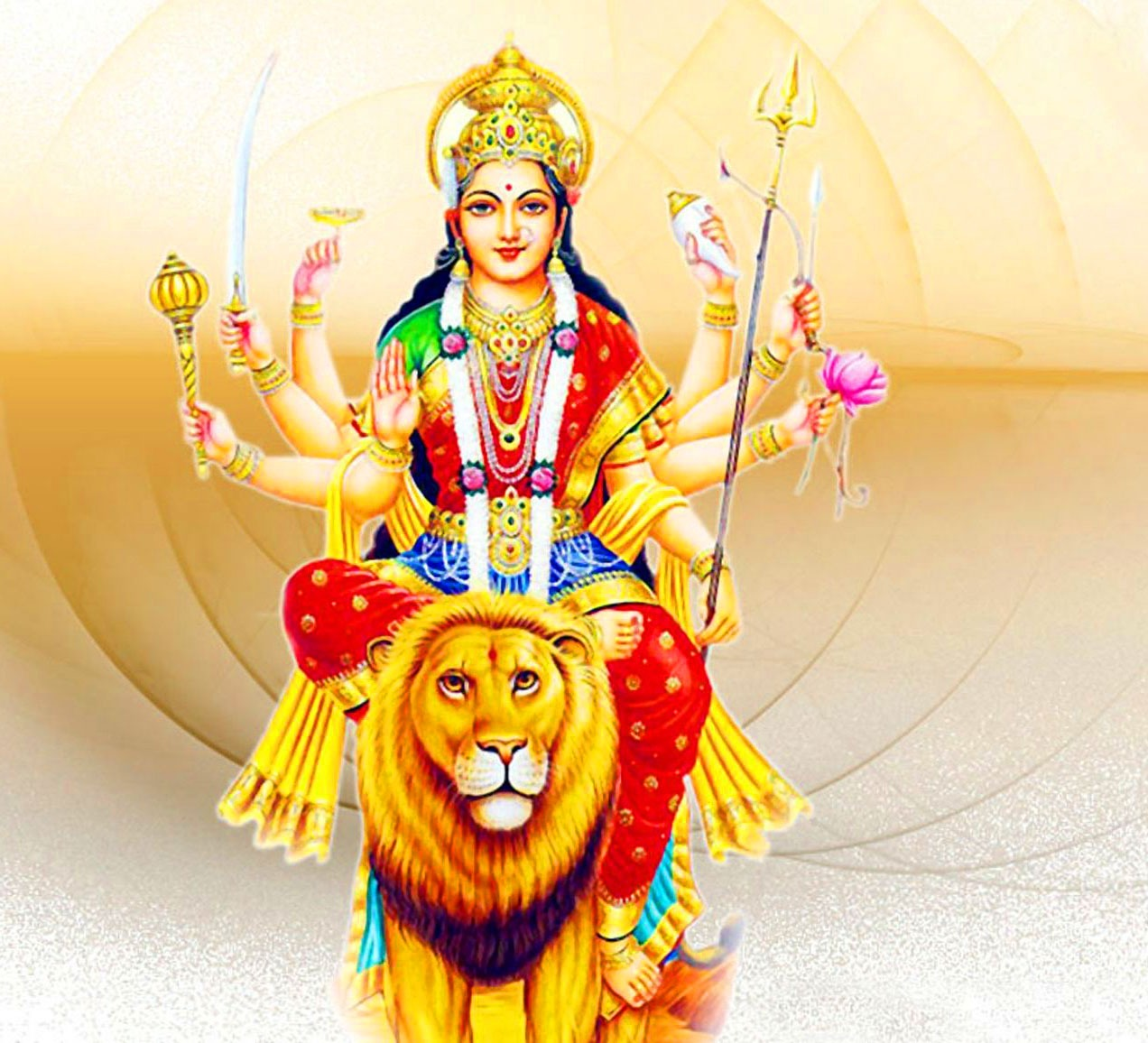 Beautiful Durga Maa Images pictures free hd