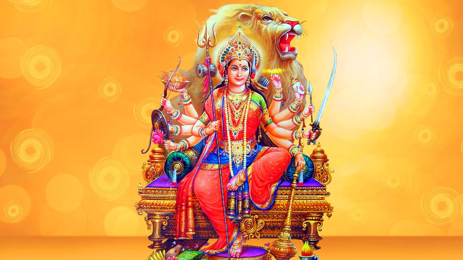 Beautiful Durga Maa Images photo download for
