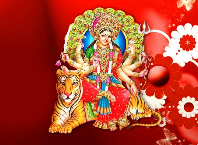 Beautiful Durga Maa Images pictures for dp