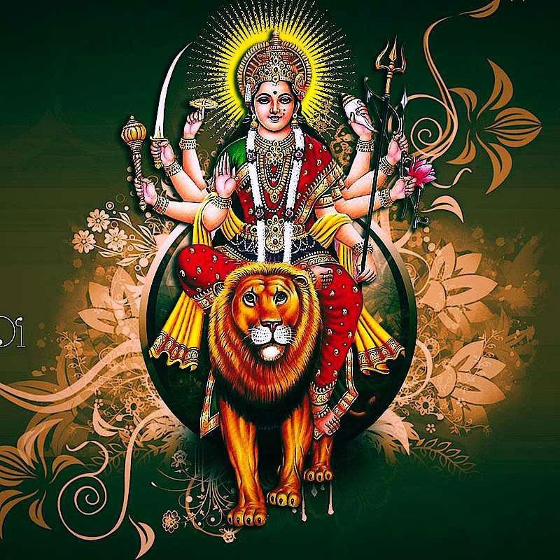 Durga Maa Images photo pics free download hd