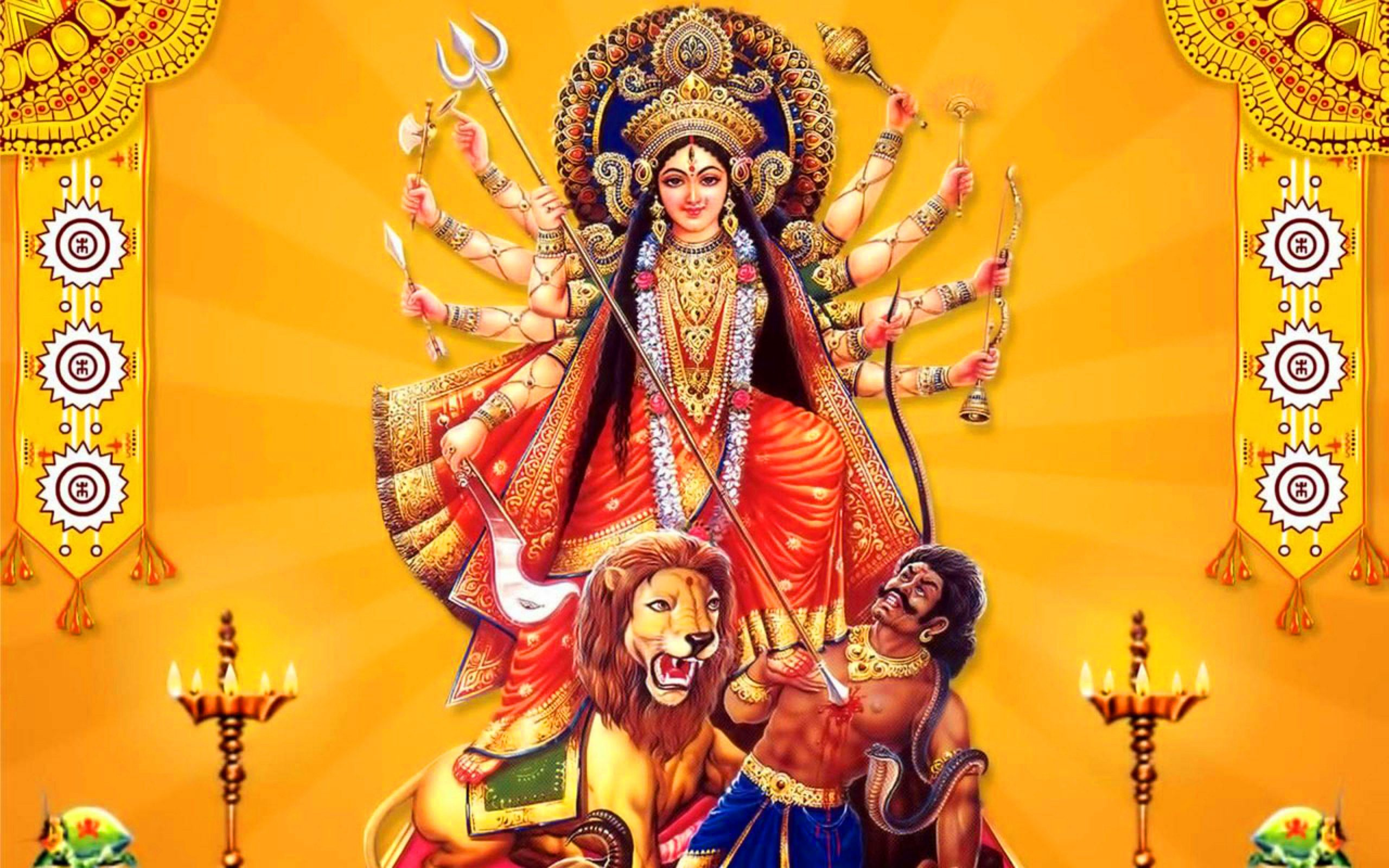 Latest Durga Maa Images for dp