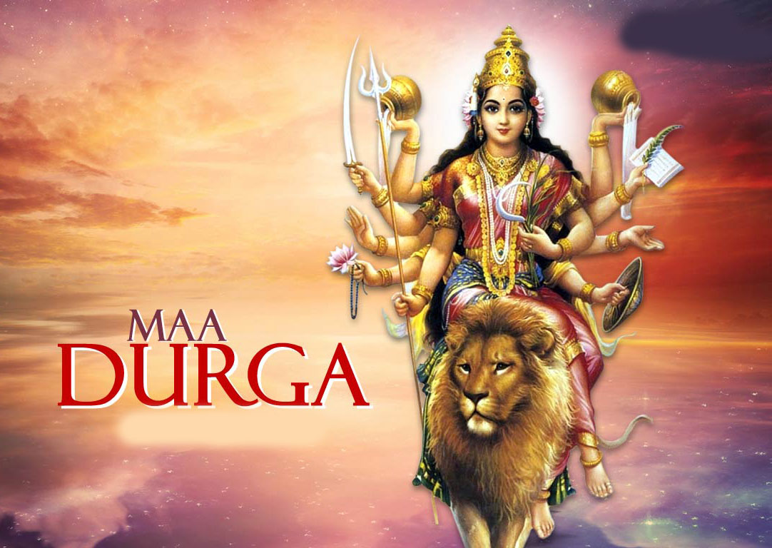 Latest Durga Maa Images photo