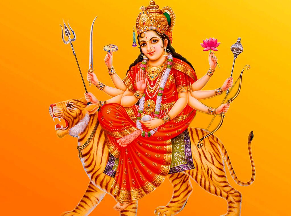 Latest Durga Maa Images pics for free download
