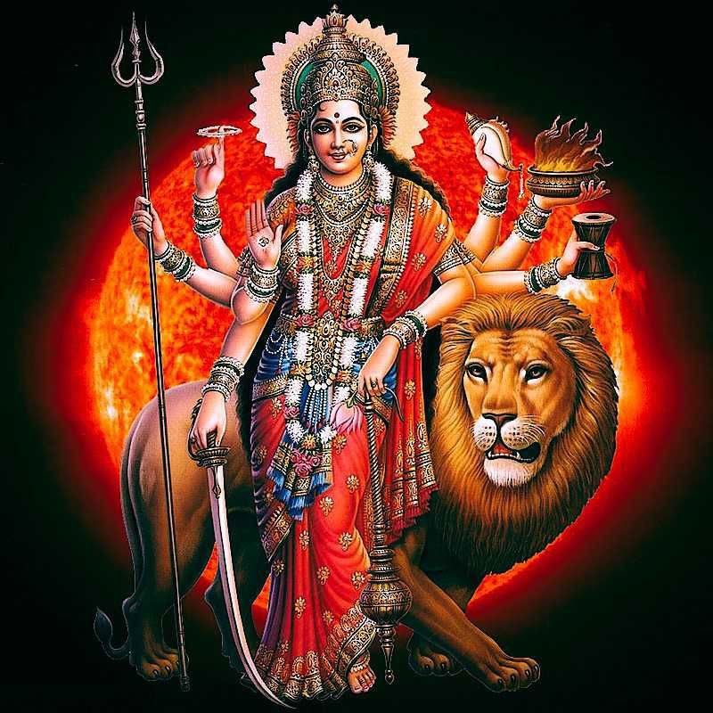 Latest Durga Maa Images pictures hd