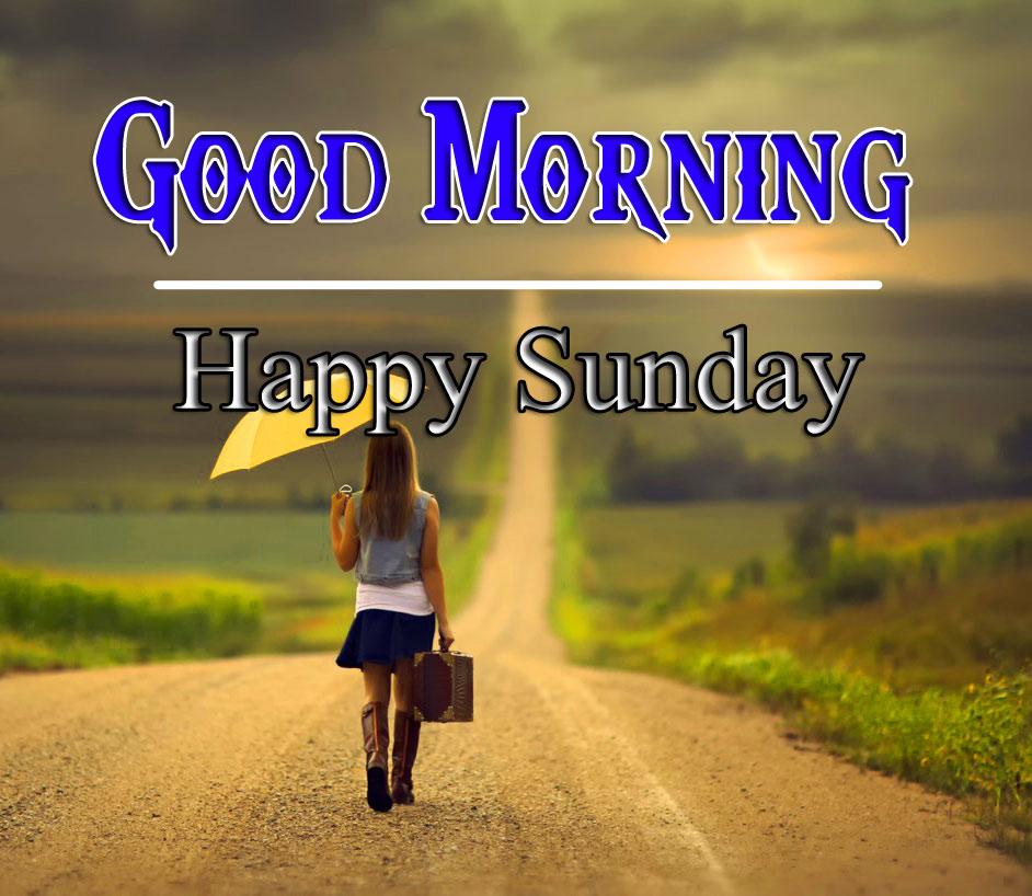 Best Quality HD sunday good morning Images