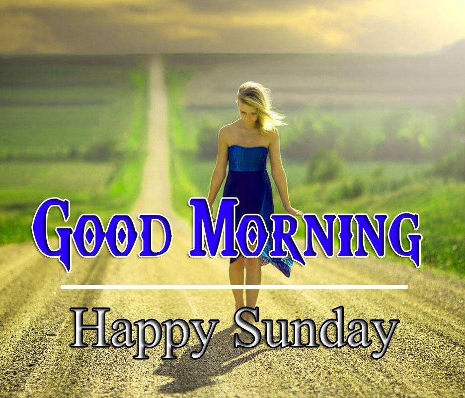 Free HD sunday good morning Images