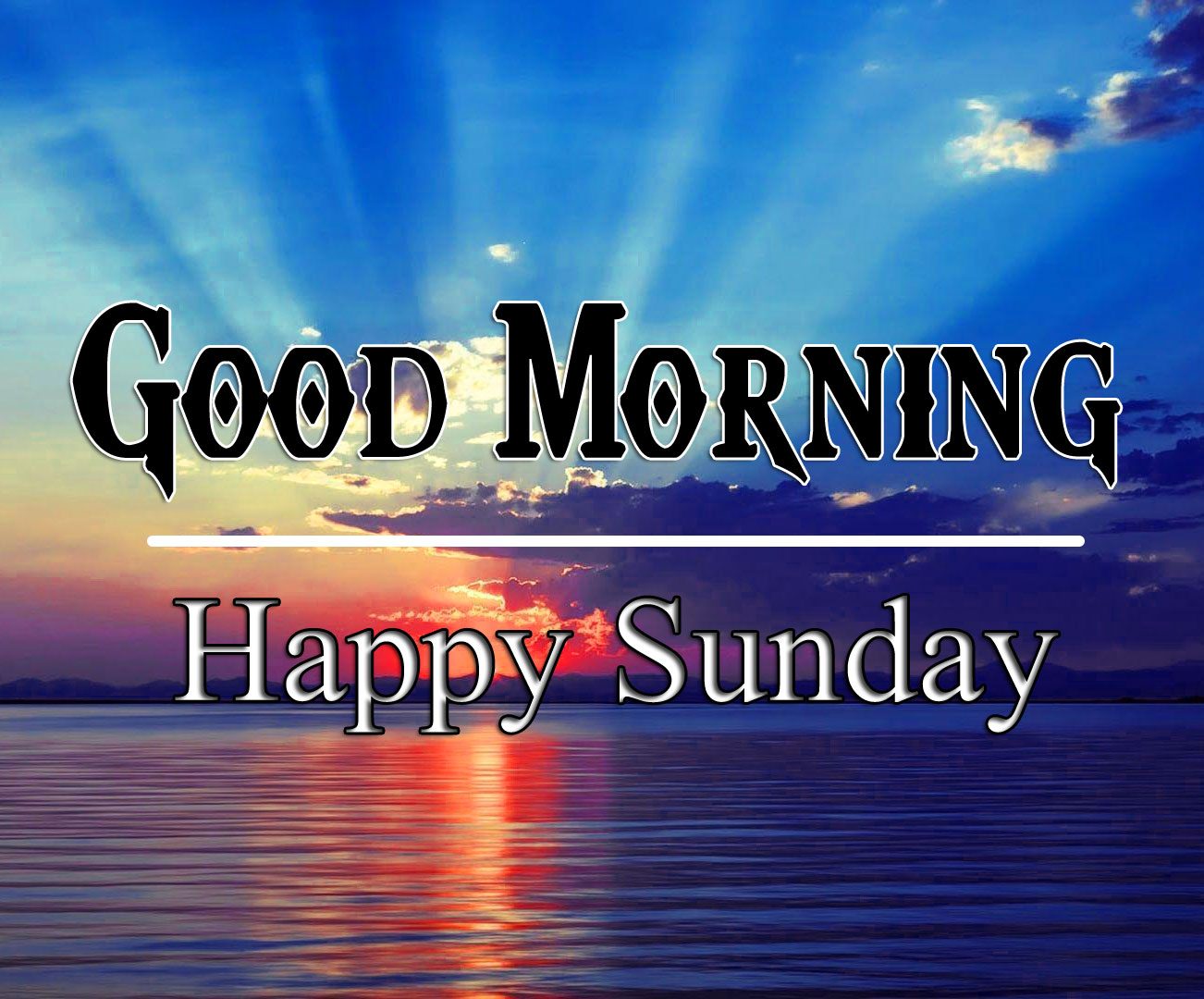 Free HD sunday good morning Images Download