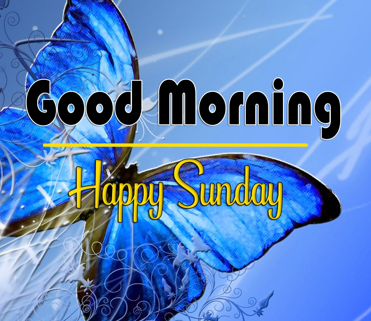Top HD sunday good morning Images